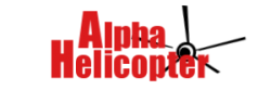 Alpha Helicopter Tours Logo