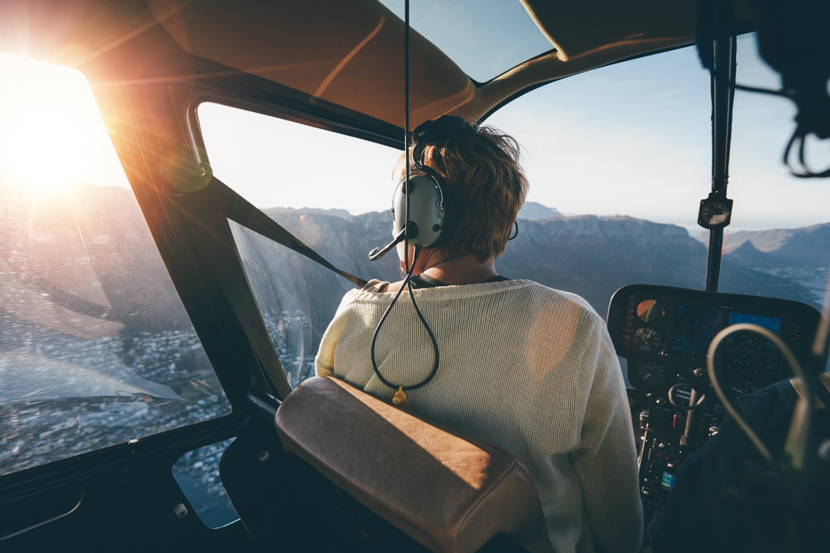 Helicopter Rides Ga