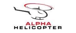 Alpha Helicopter Tours Atlanta and North Georgia Logo